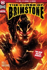 DC Comics Curse of Brimstone Vol 01 Inferno