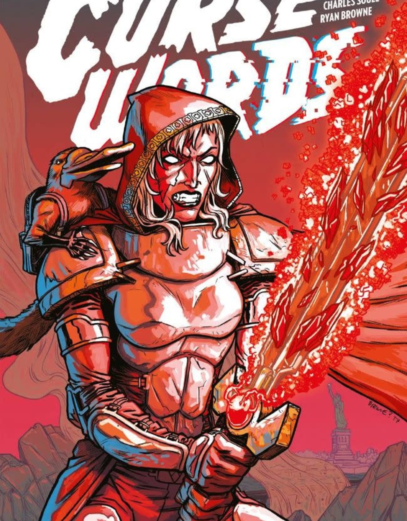 Image Comics Curse Words Vol 02
