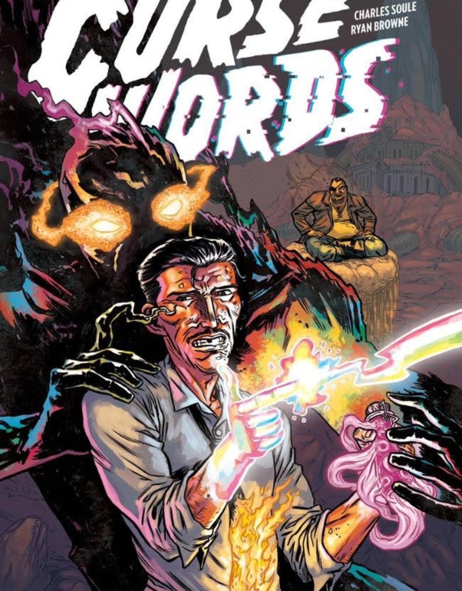 Image Comics Curse Words Vol 03