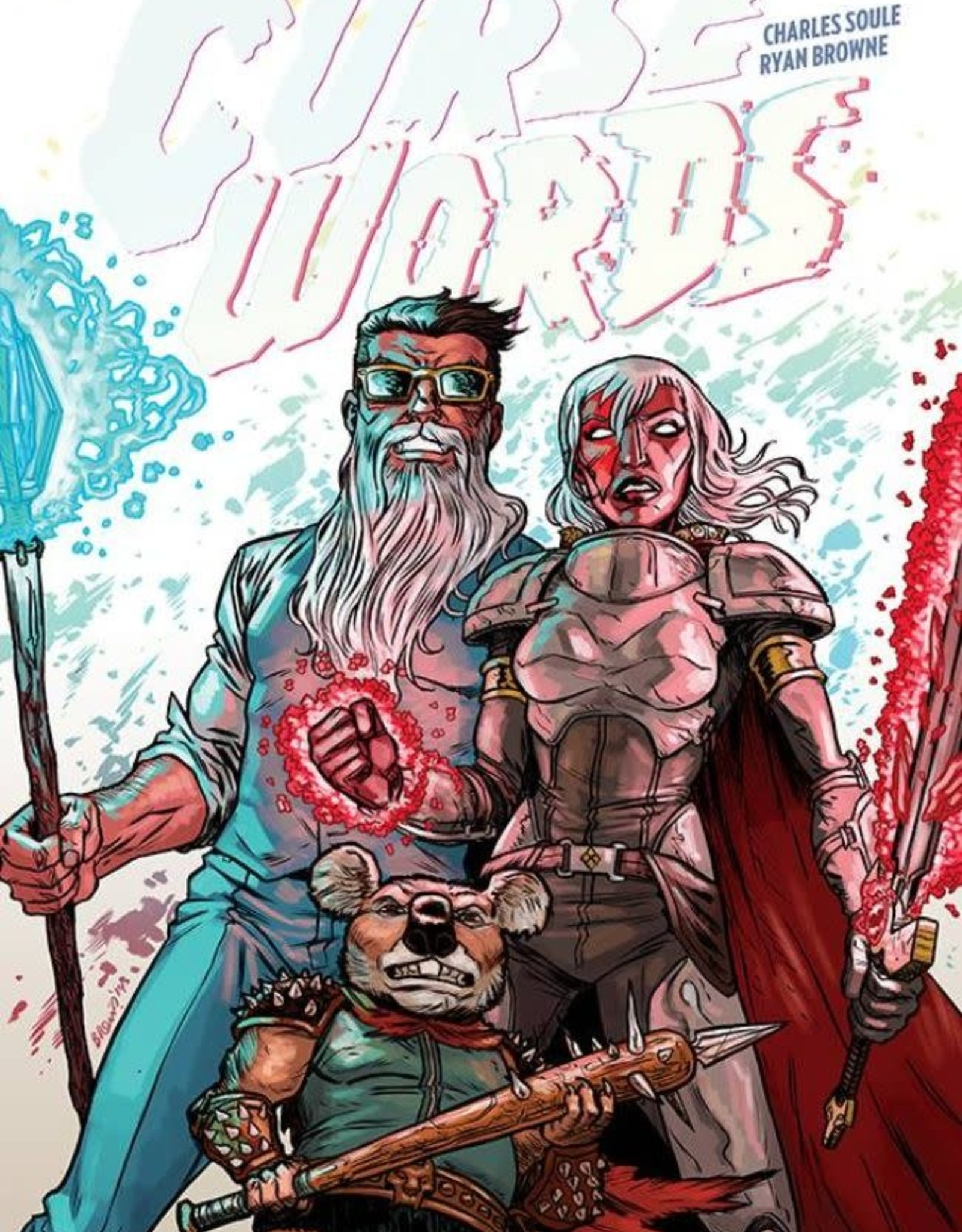 Image Comics Curse Words Vol 05