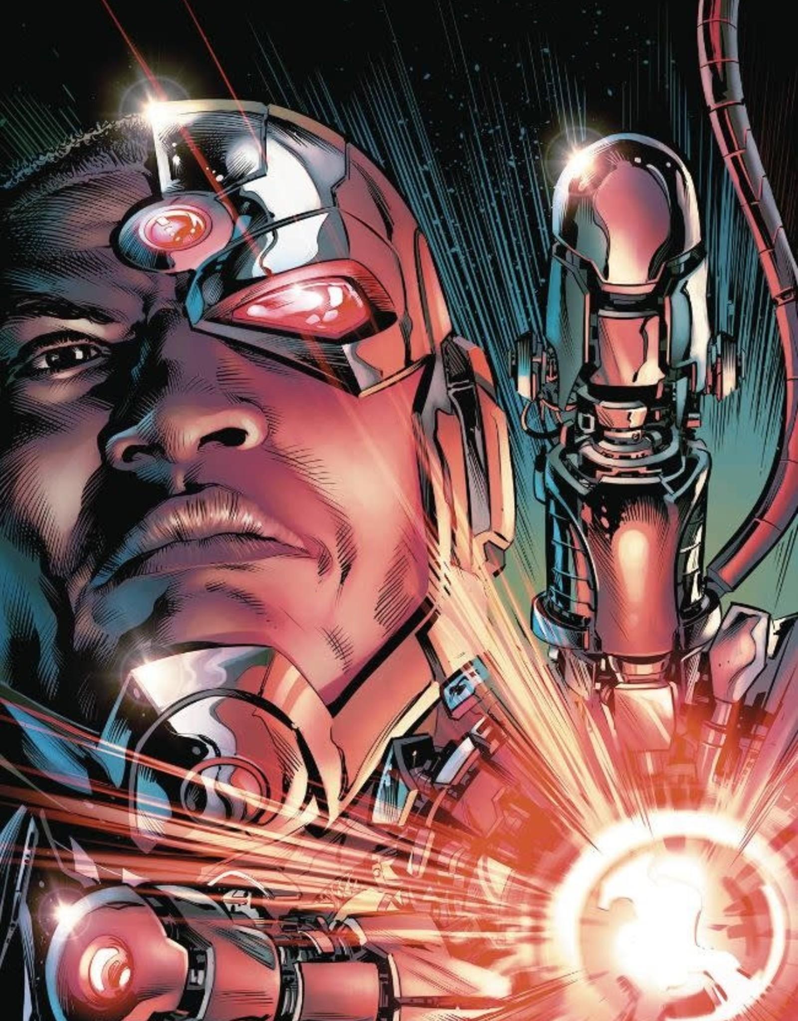 DC Comics Cyborg Vol 01 The Imitation of Life
