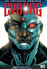 DC Comics Cyborg Vol 03: Singularity TP