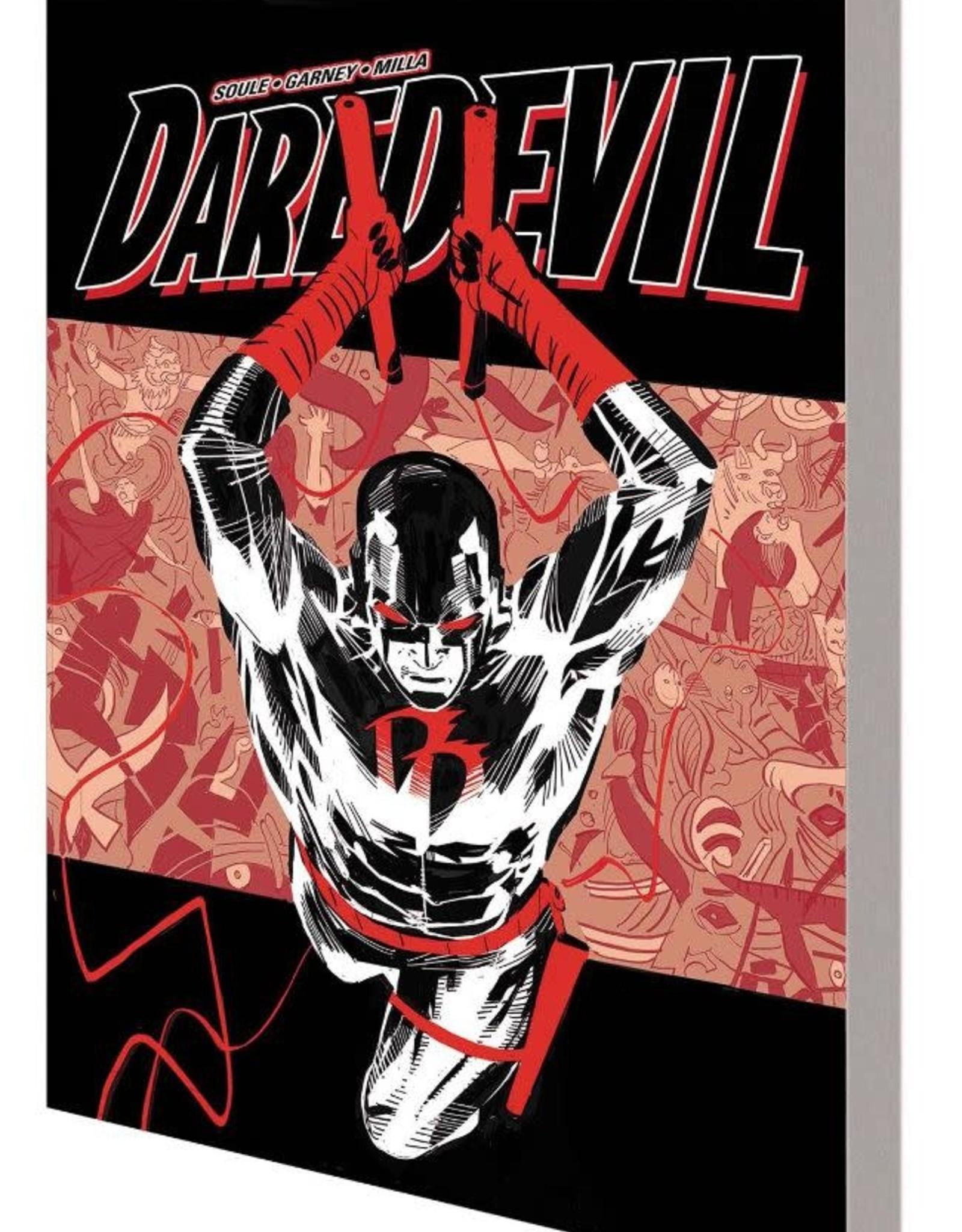 Marvel Comics Daredevil Back in Black Vol 03 Dark Art