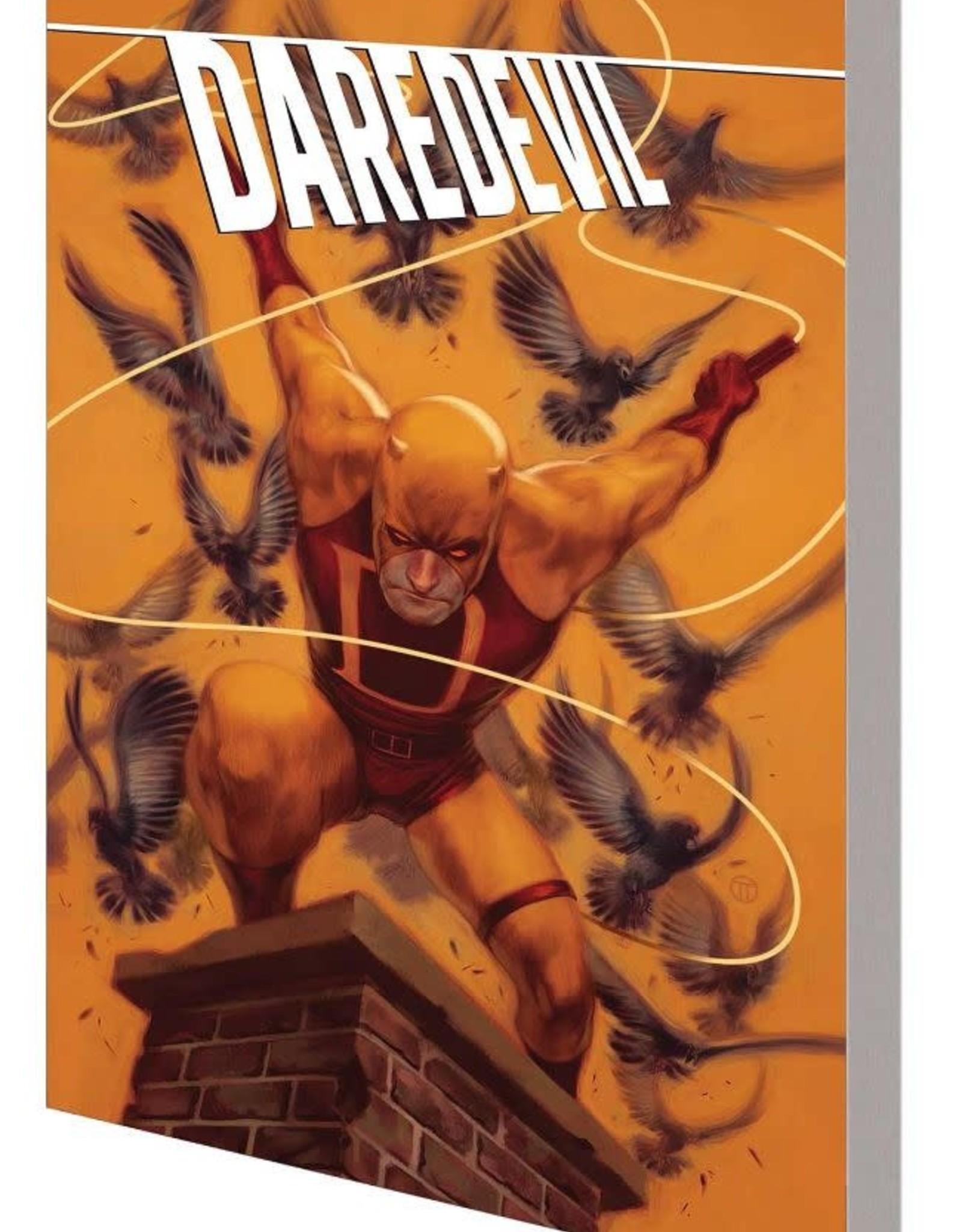 Marvel Comics Daredevil: Fearless Origins TP