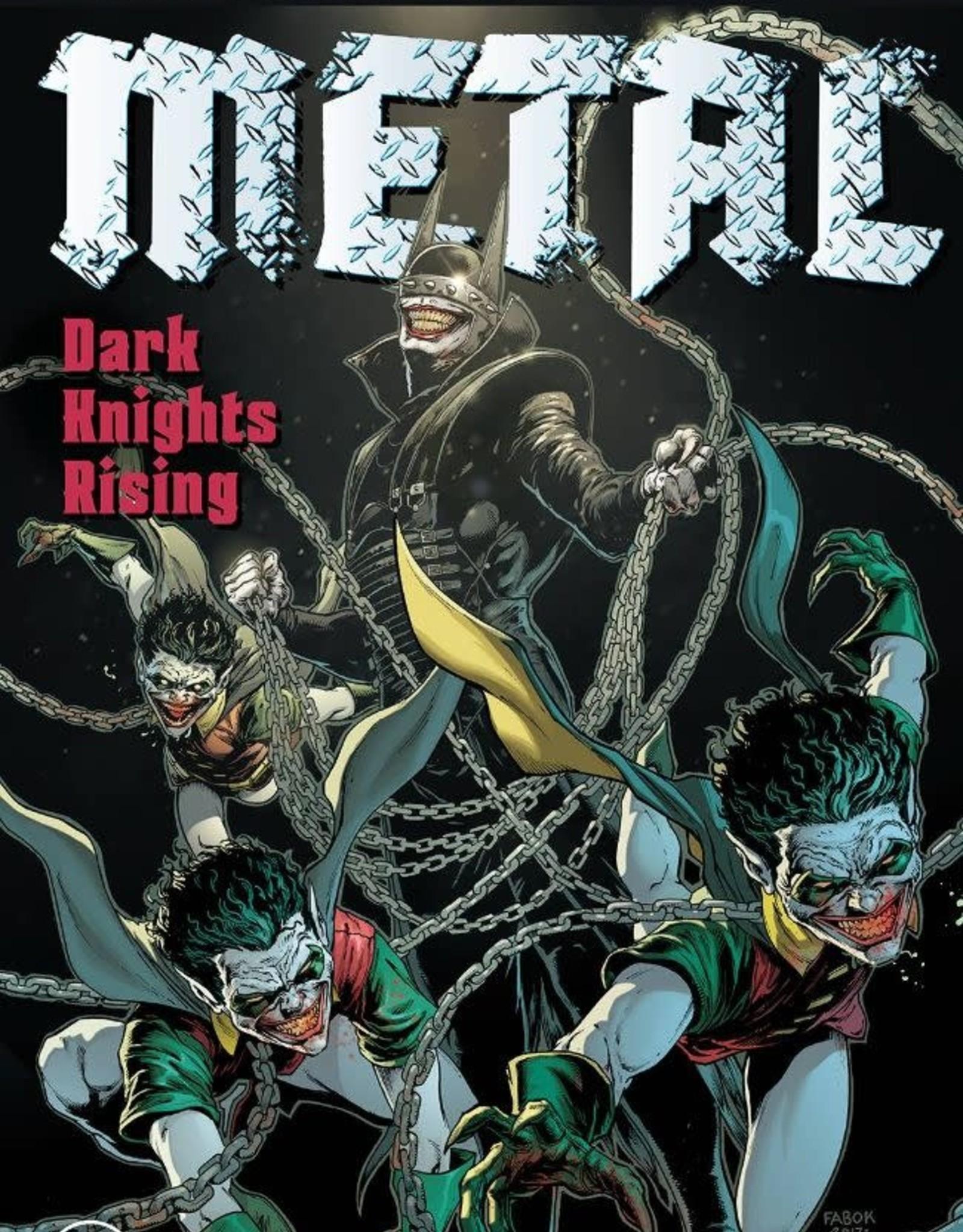 DC Comics Dark Nights: Metal - Dark Knights Rising TP