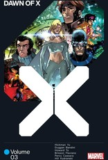 Marvel Comics Dawn of X TP Vol 03