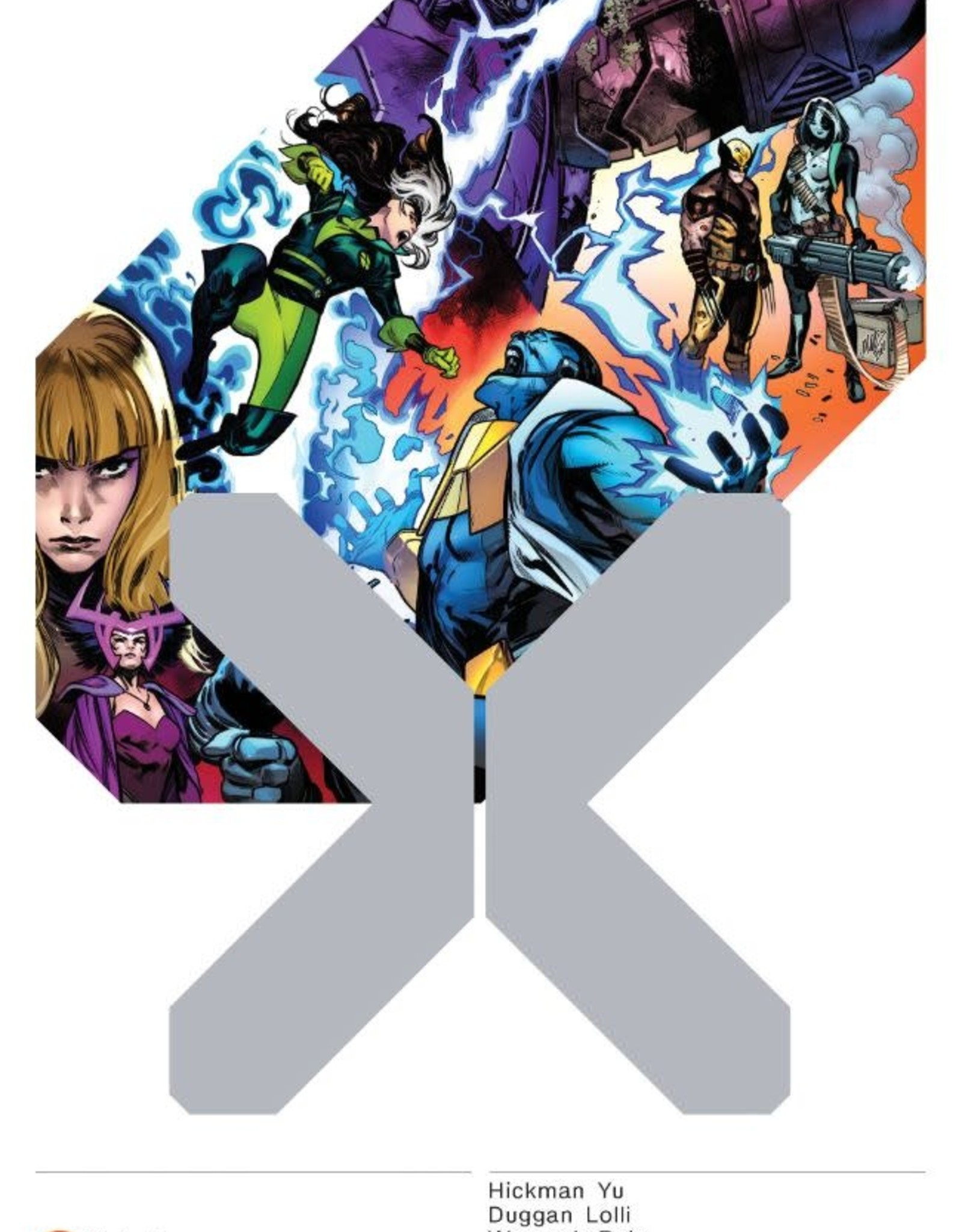 Marvel Comics Dawn of X TP Vol 05