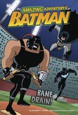 Stone Arch Books DC Amazing Adventures of Batman: Bane Drain GN