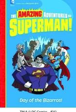 Capstone Publishing DC Amazing Adventures of Superman Day of the Bizarros!