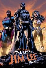 DC Comics DC Comics: The Art of Jim Lee Vol 01 HC