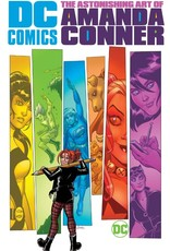 DC Comics DC Comics: The Astonishing Art of Amanda Conner HC