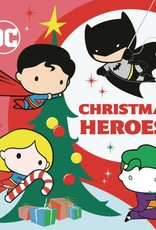 Random House Books Young Reade DC Justice League Christmas Heroes Board Book