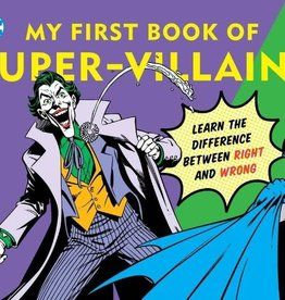 Downtown Bookworks DC My First Book of Super-Villains Board Book