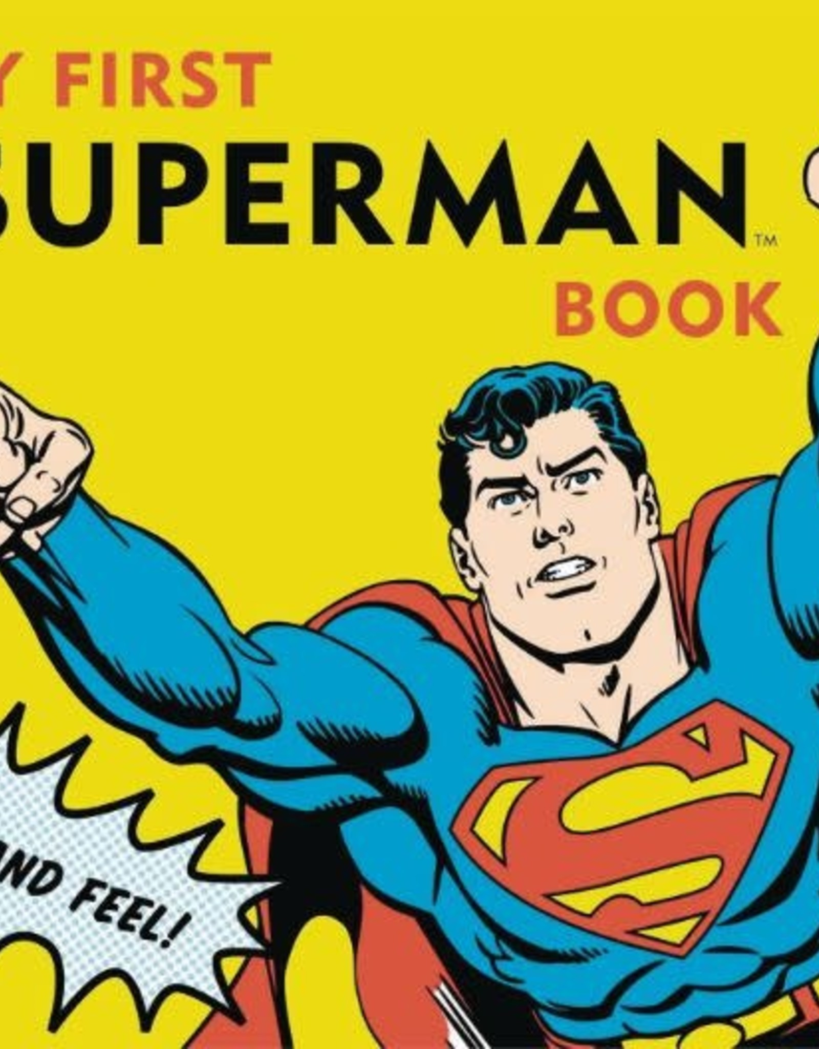 Downtown Bookworks DC My First Superman Board Book YR GN