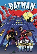 Stone Arch Books DC Super Heroes Batman Catwoman's Halloween Heist
