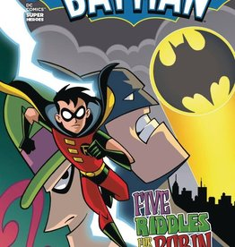 Stone Arch Books DC Super Heroes - Batman: Five Riddles for Robin YR GN