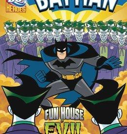 Stone Arch Books DC Super Heroes - Batman: Fun House of Evil YR GN