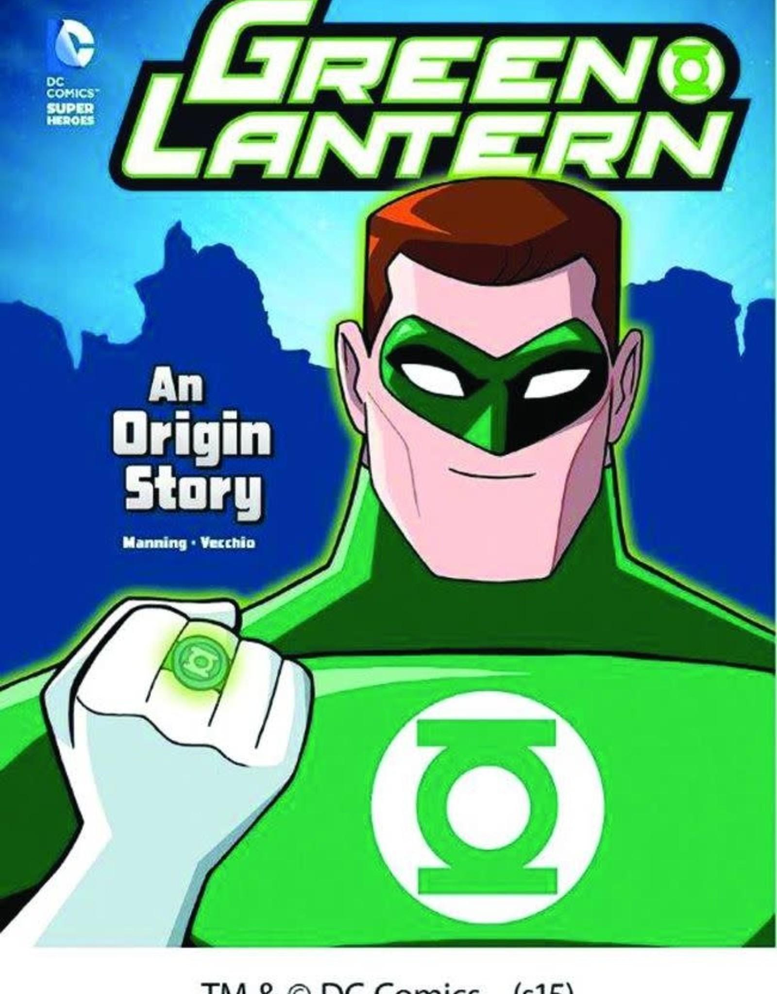 Capstone Publishing DC Super Heroes Origins Green Lantern