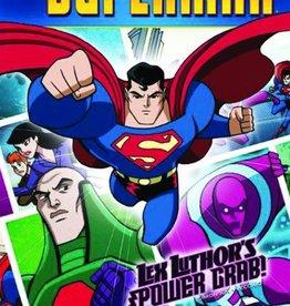 Capstone Publishing DC Super Heroes - Superman: Lex Luthor's Power Grab! YR GN