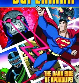 Capstone Publishing DC Super Heroes Superman The Dark Side of Apokolips