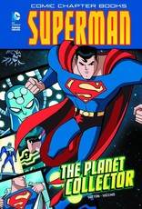 Capstone Publishing DC Super Heroes Superman The Planet Collector