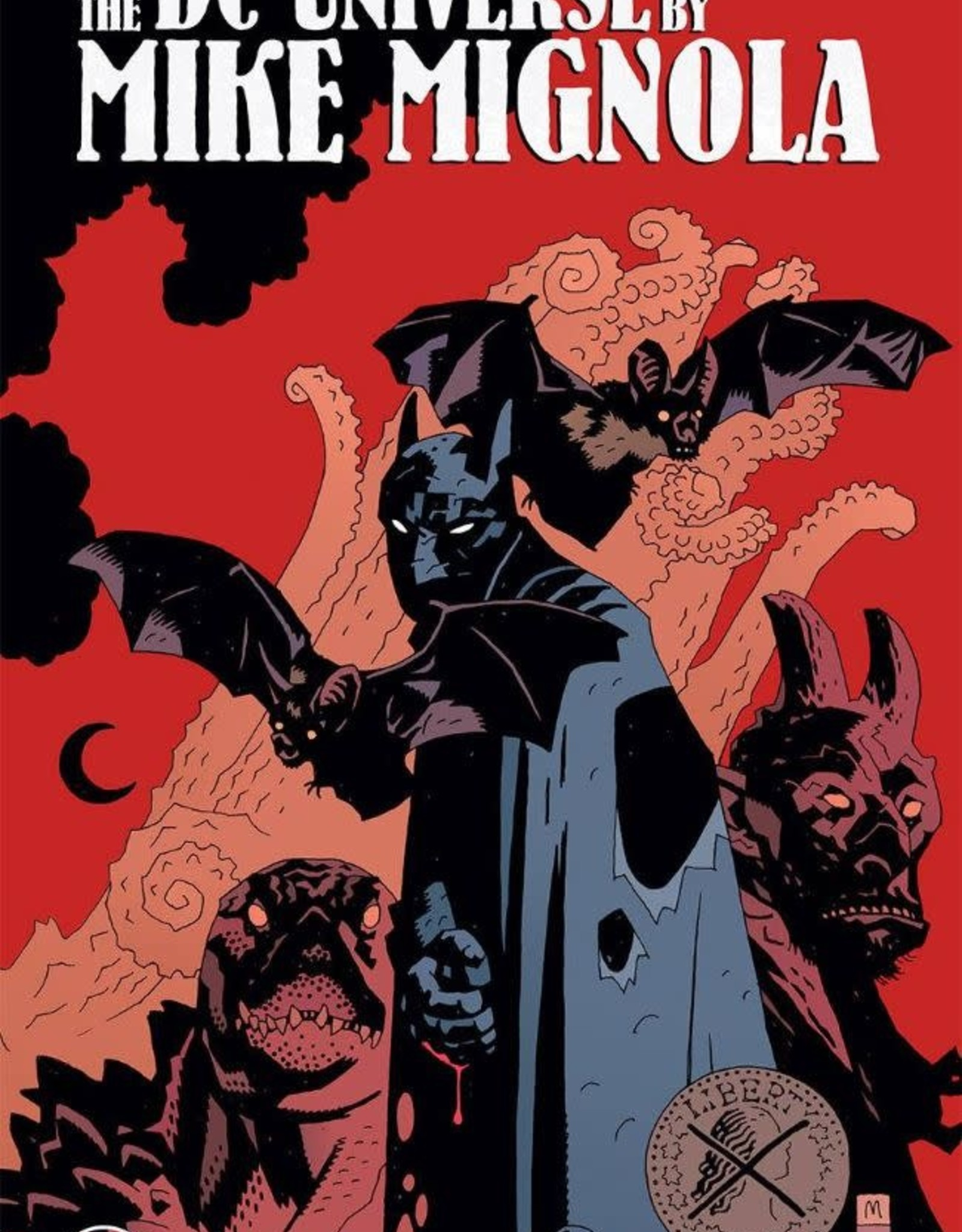 DC Comics DC Universe by Mike Mignola TP