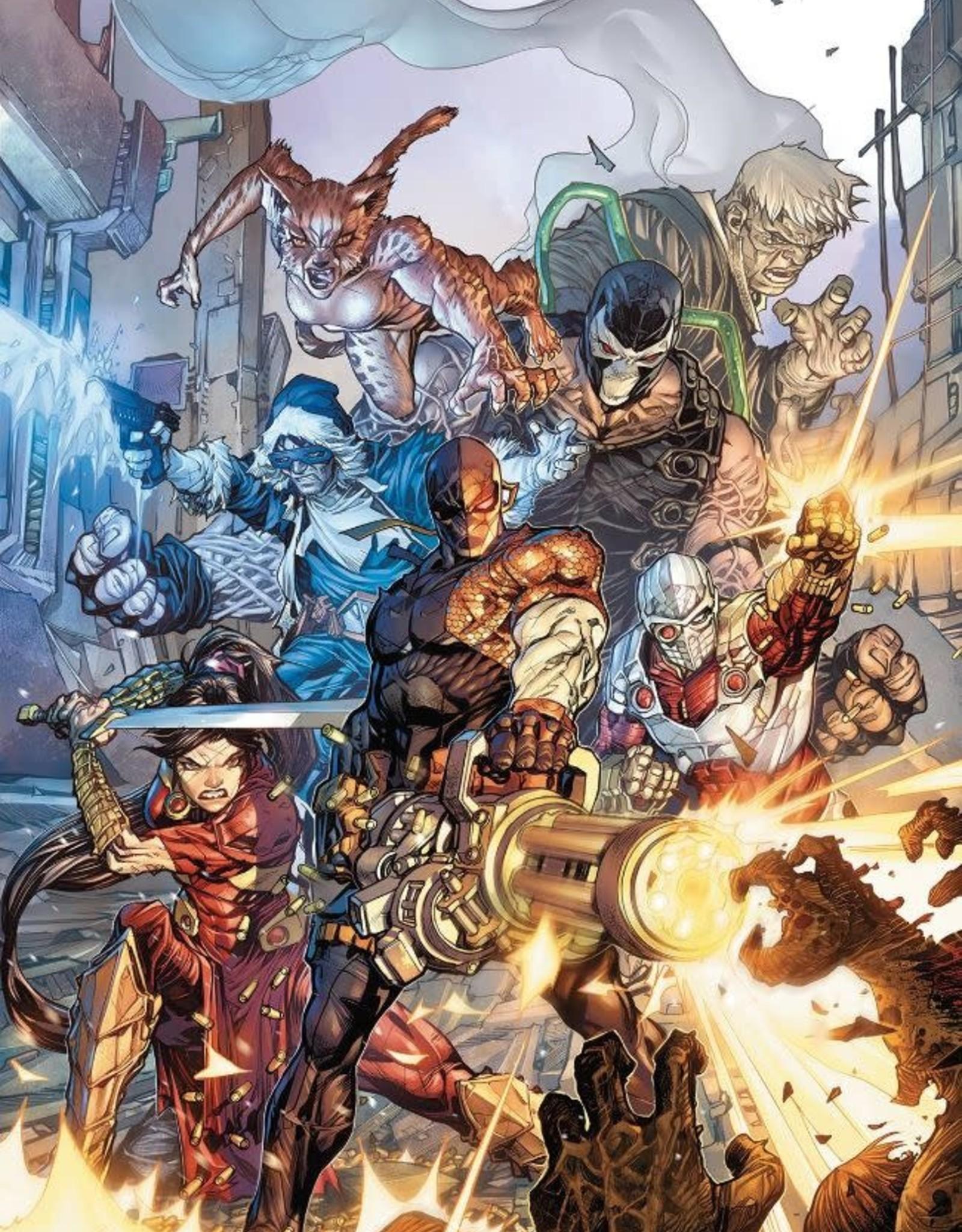 DC Comics DCeased Unkillables HC