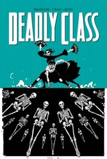 Image Comics Deadly Class Vol 06: This is Not the End TP