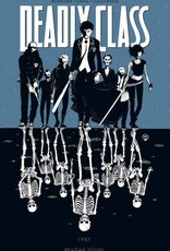Image Comics Deadly Class Vol 01: Reagan Youth TP