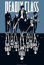 Image Comics Deadly Class Vol 01 Reagan Youth