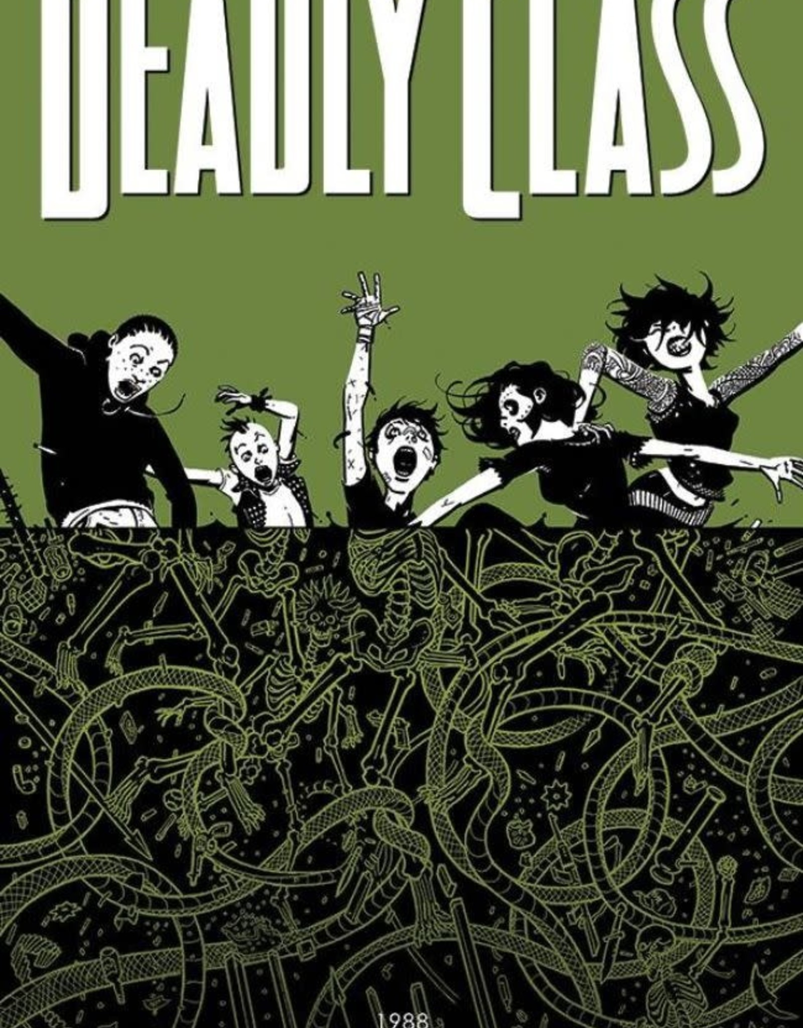 Image Comics Deadly Class Vol 03: The Snake Pit TP