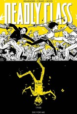 Image Comics Deadly Class Vol 04: Die For Me TP