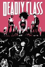Image Comics Deadly Class Vol 05: Carousel TP