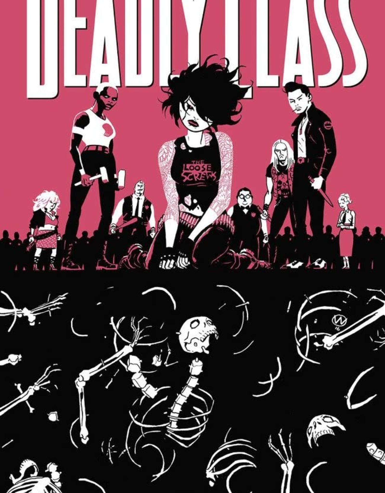 Image Comics Deadly Class Vol 05 Carousel