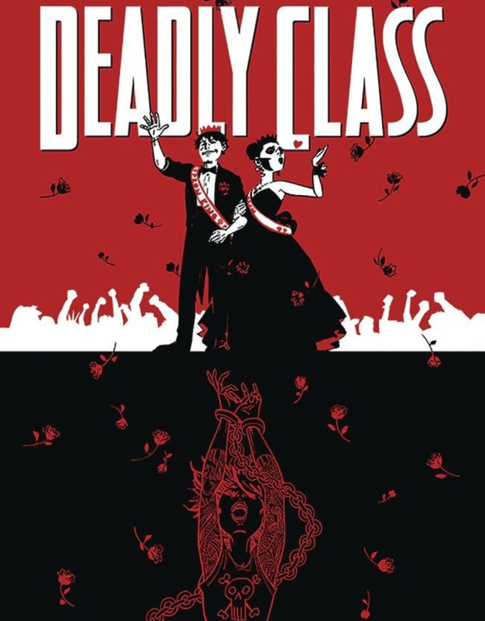 Image Comics Deadly Class Vol 08 Never Go Back