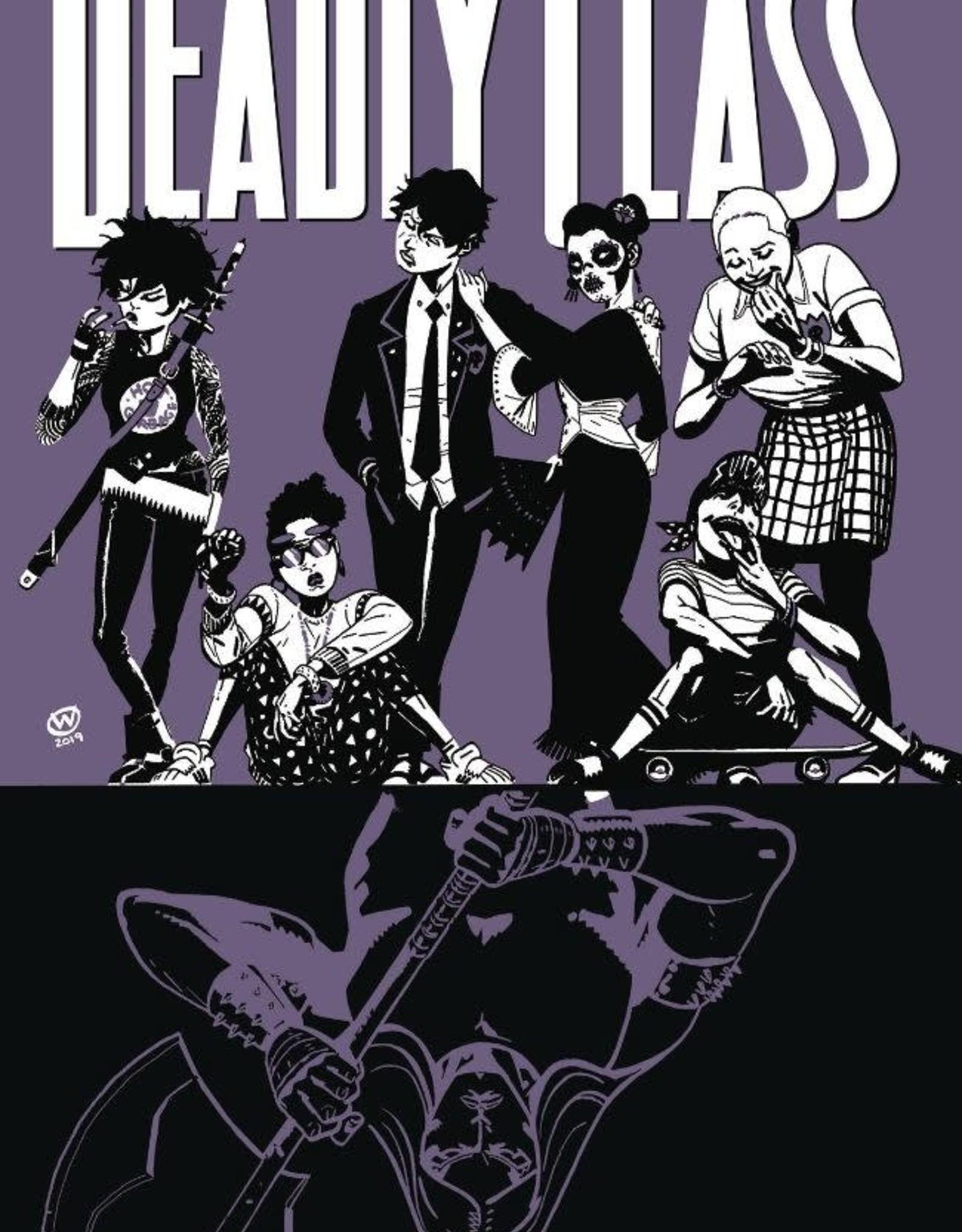Image Comics Deadly Class Vol 09: Bone Machine TP