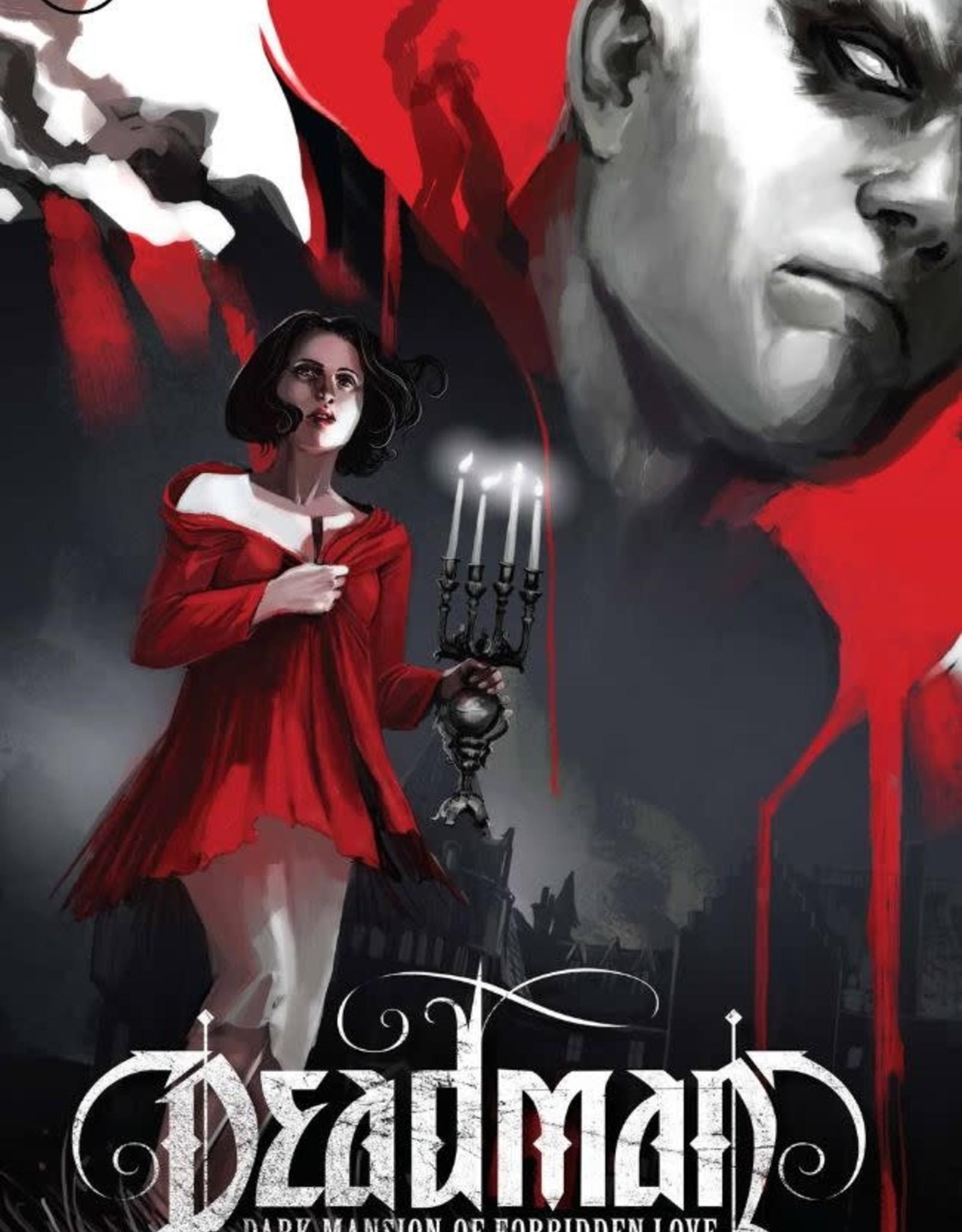 DC Comics Deadman Dark Mansion of Forbidden Love