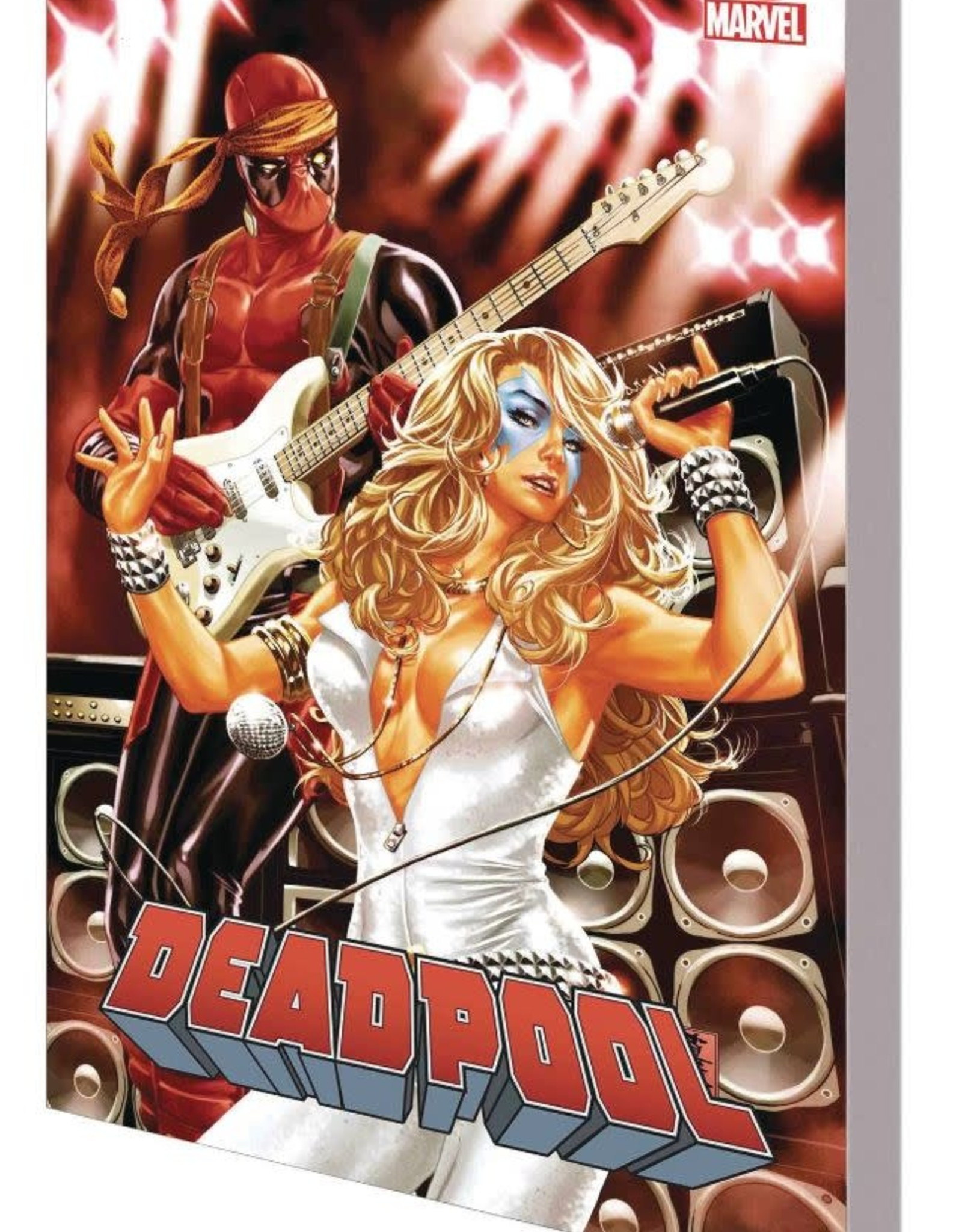 Marvel Comics Deadpool by Posehn & Duggan Complete Collection Vol 03