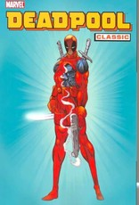 Marvel Comics Deadpool Classic Vol 01