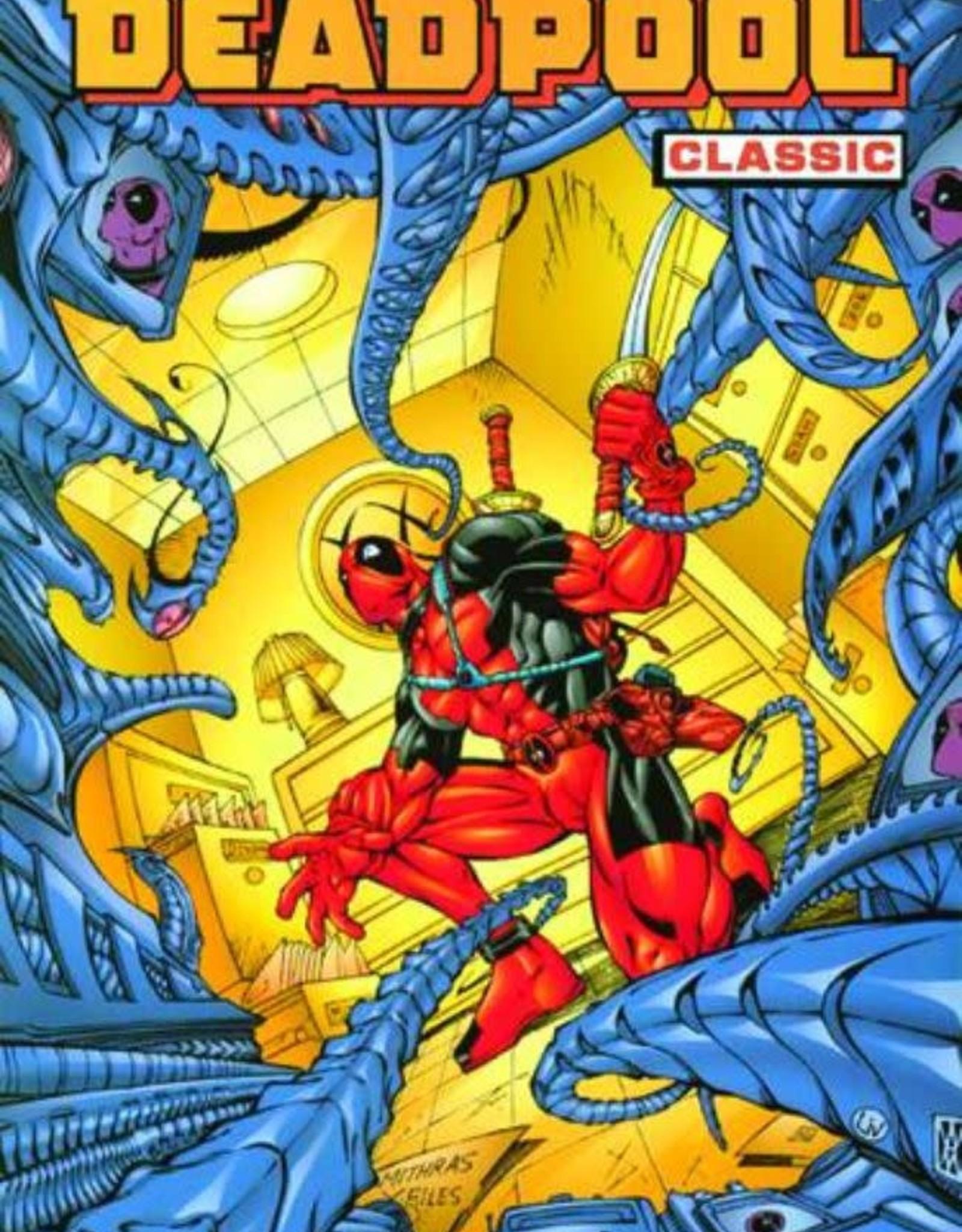 Marvel Comics Deadpool Classic Vol 04 TP