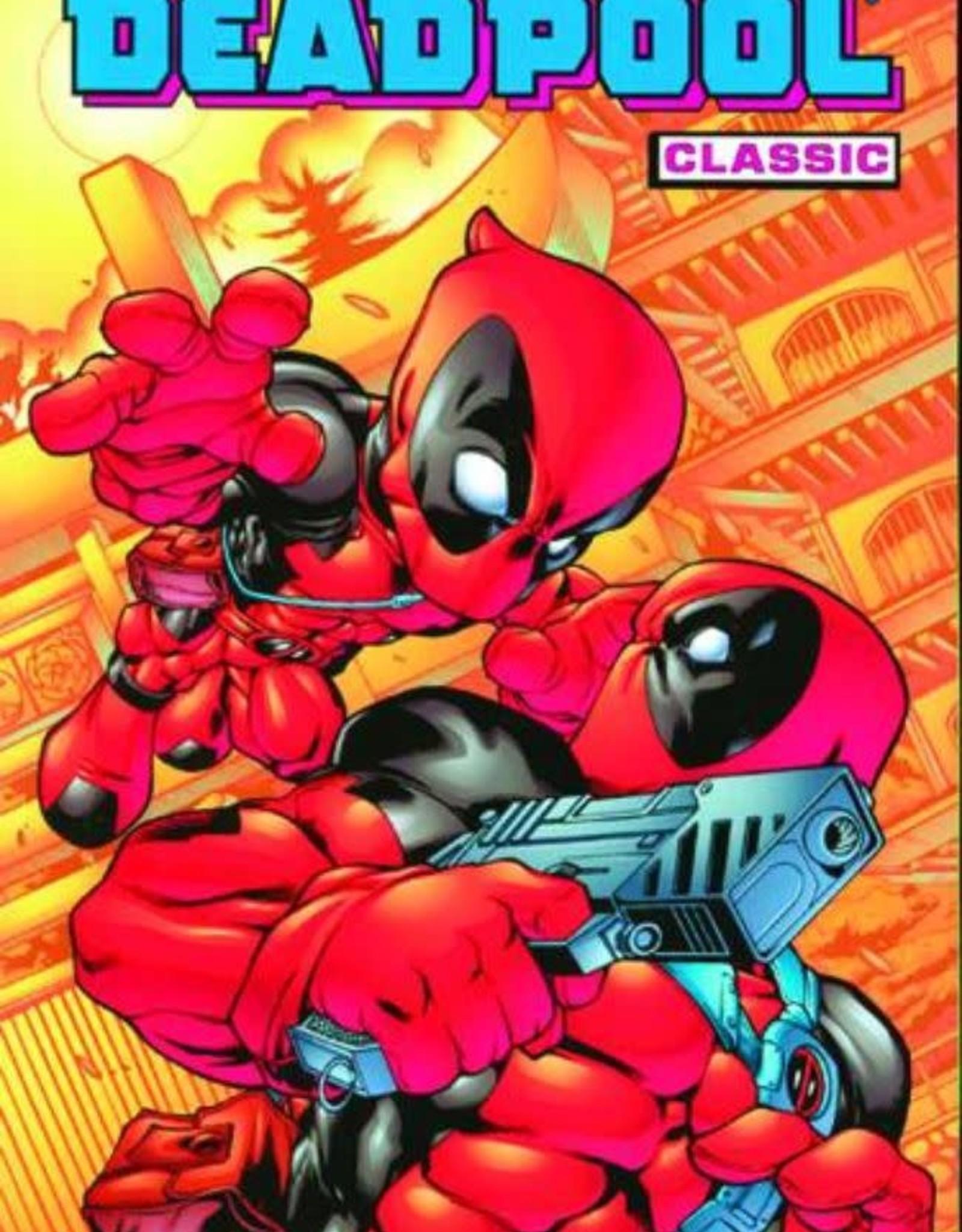 Marvel Comics Deadpool Classic Vol 05 TP