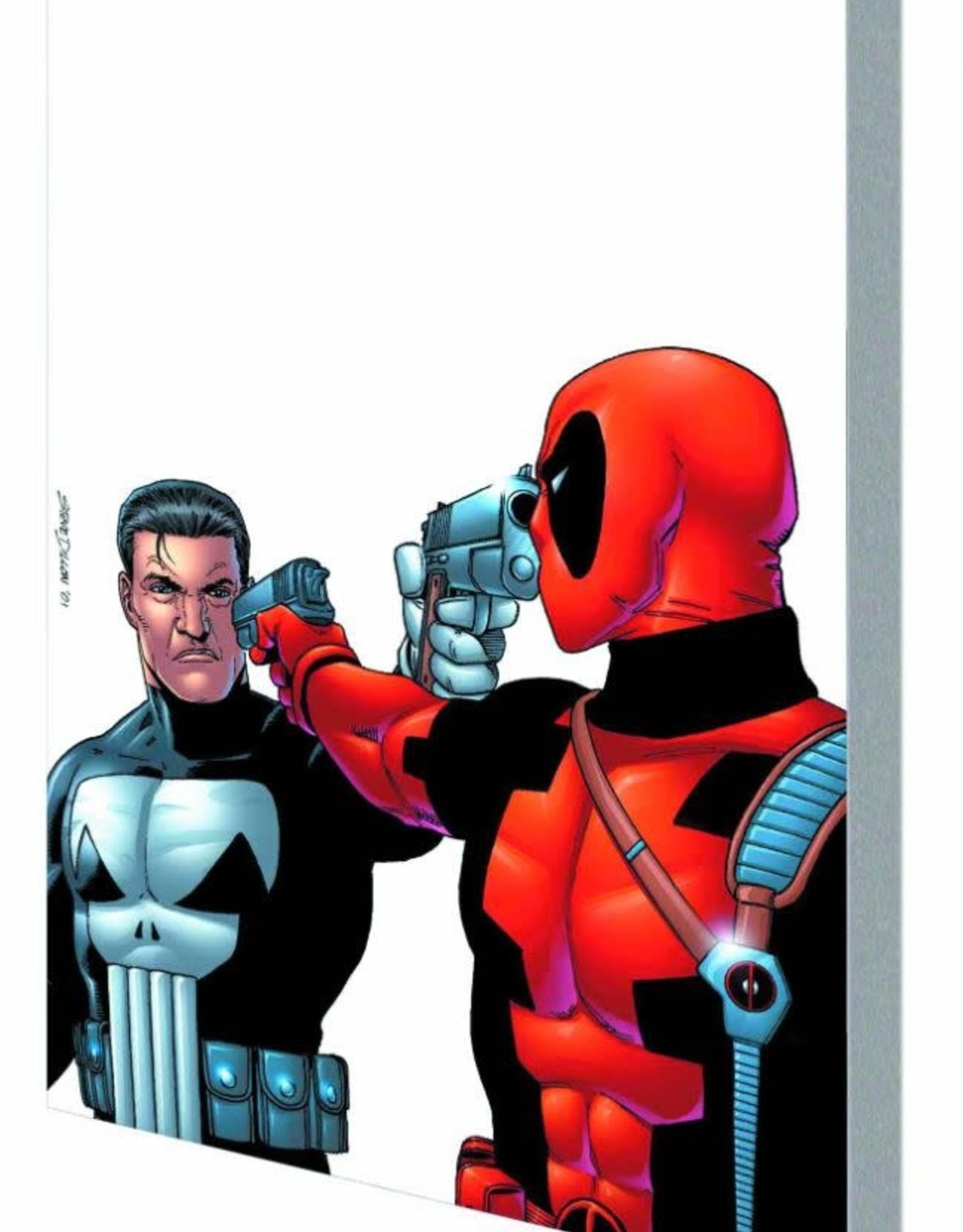 Marvel Comics Deadpool Classic Vol 07