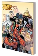 Marvel Comics Deadpool Classic Vol 15: All the Rest TP