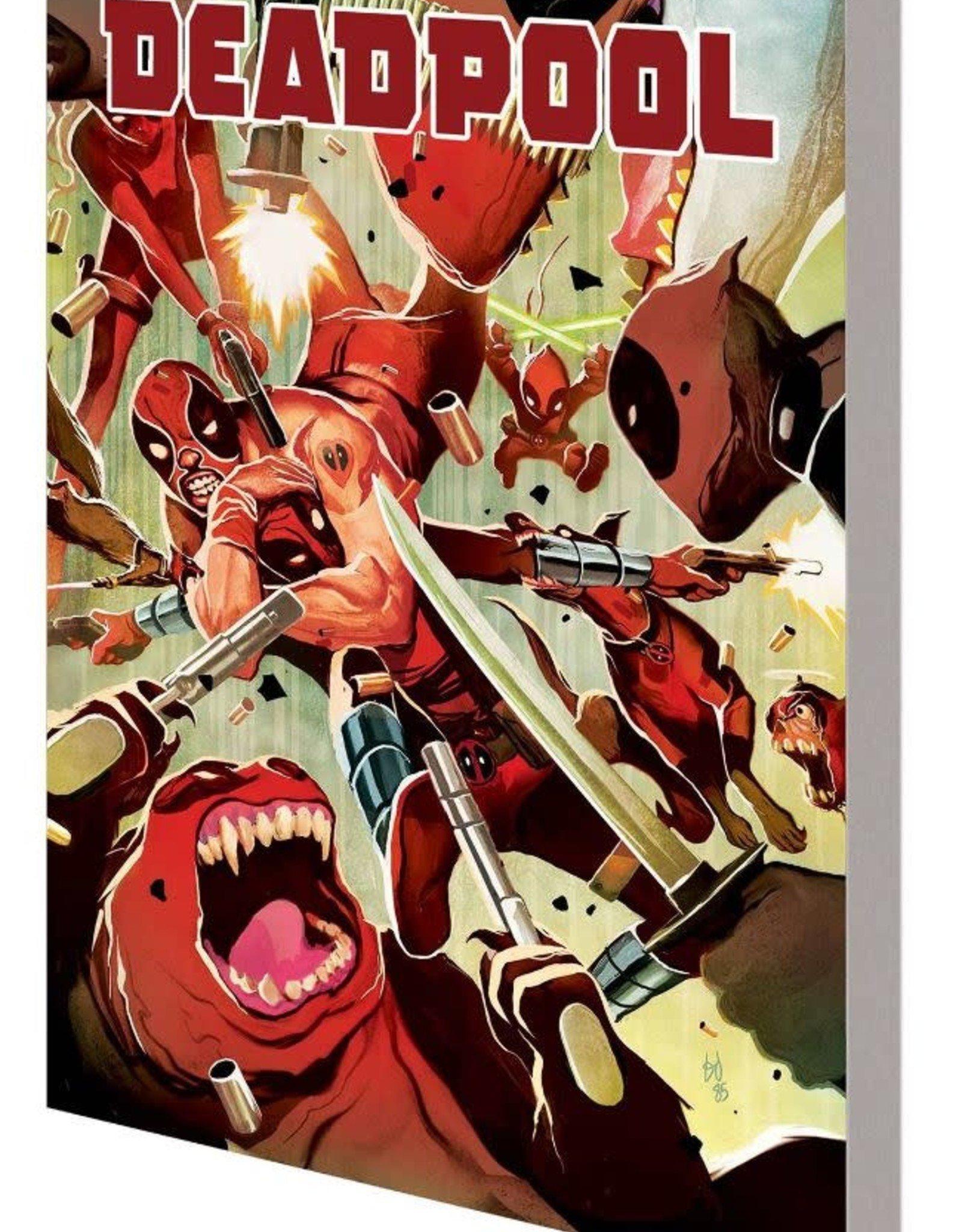 Marvel Comics Deadpool Classic Vol 16 Killogy