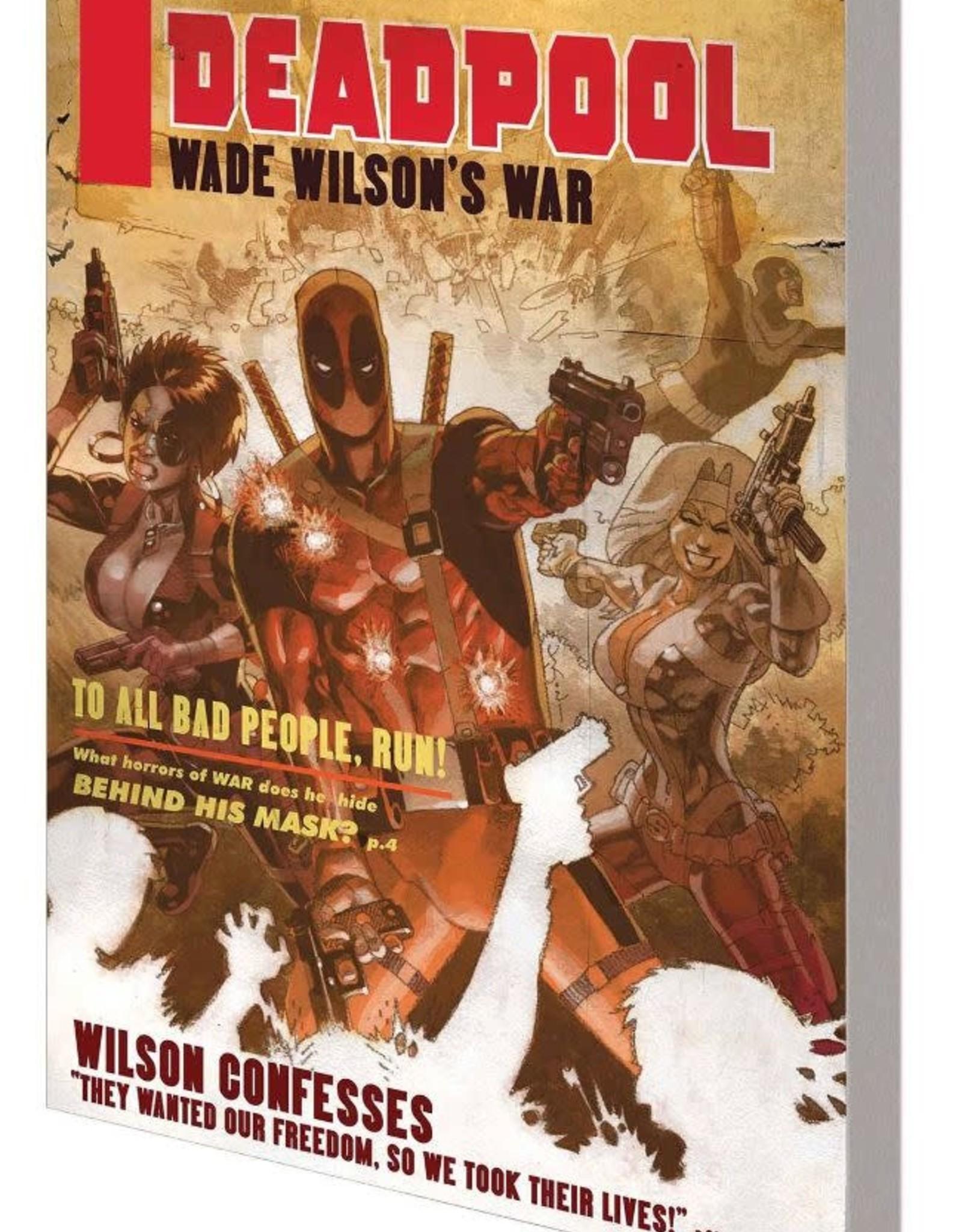 Marvel Comics Deadpool Classic Vol 17: Headcanon TP