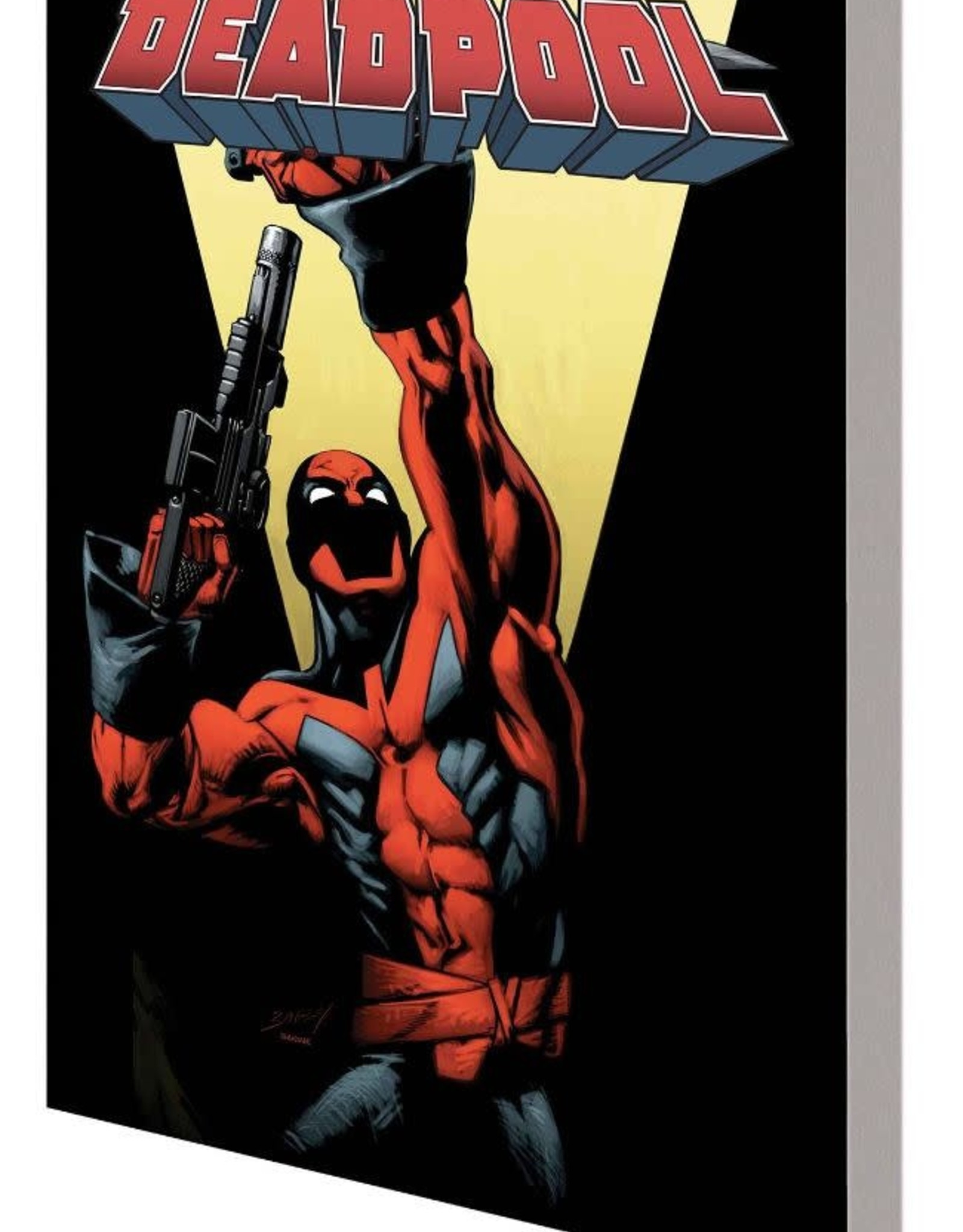 Marvel Comics Deadpool Classic Vol 20 Ultimate Deadpool