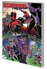Marvel Comics Deadpool Too Soon?