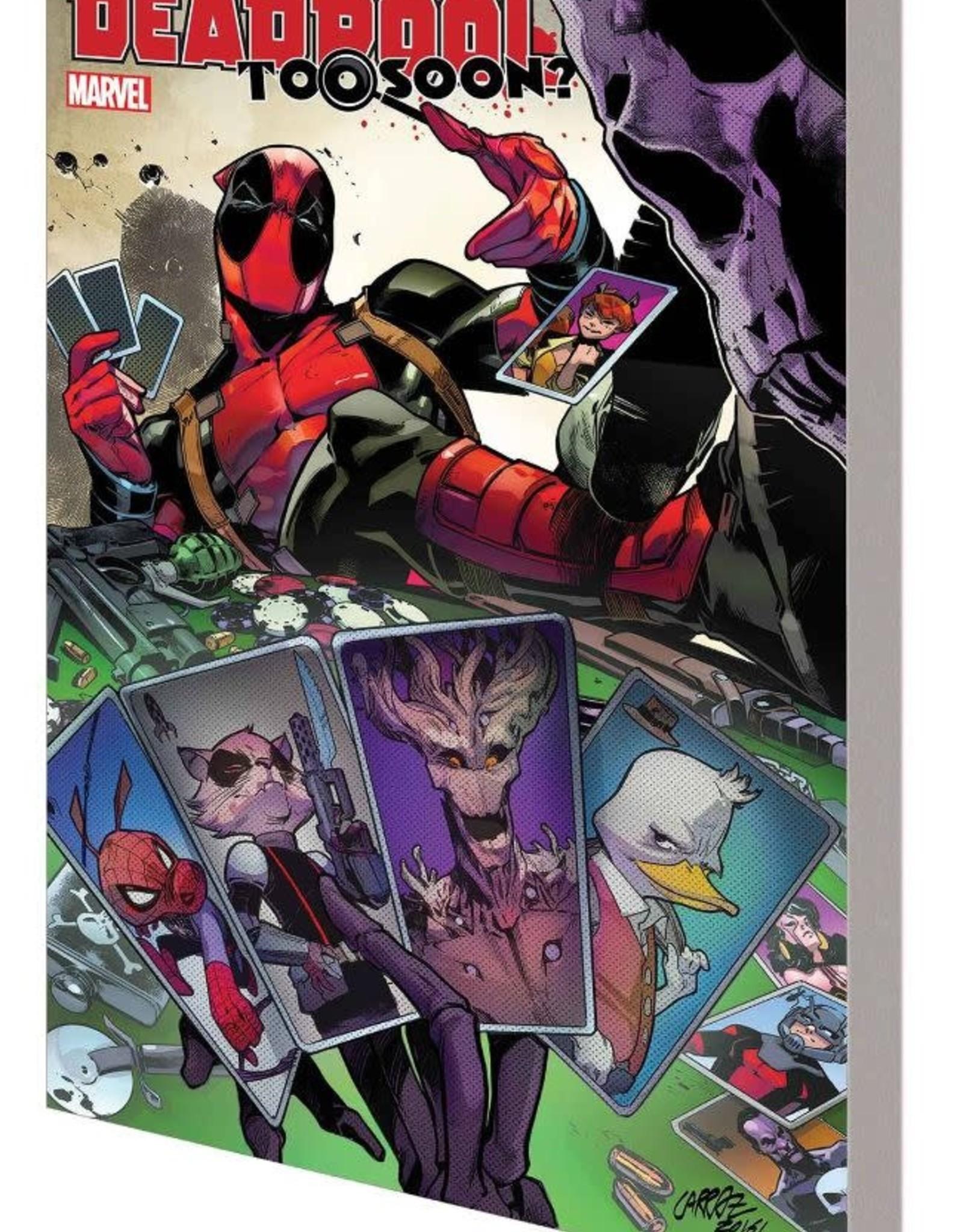 Marvel Comics Deadpool: Too Soon? TP