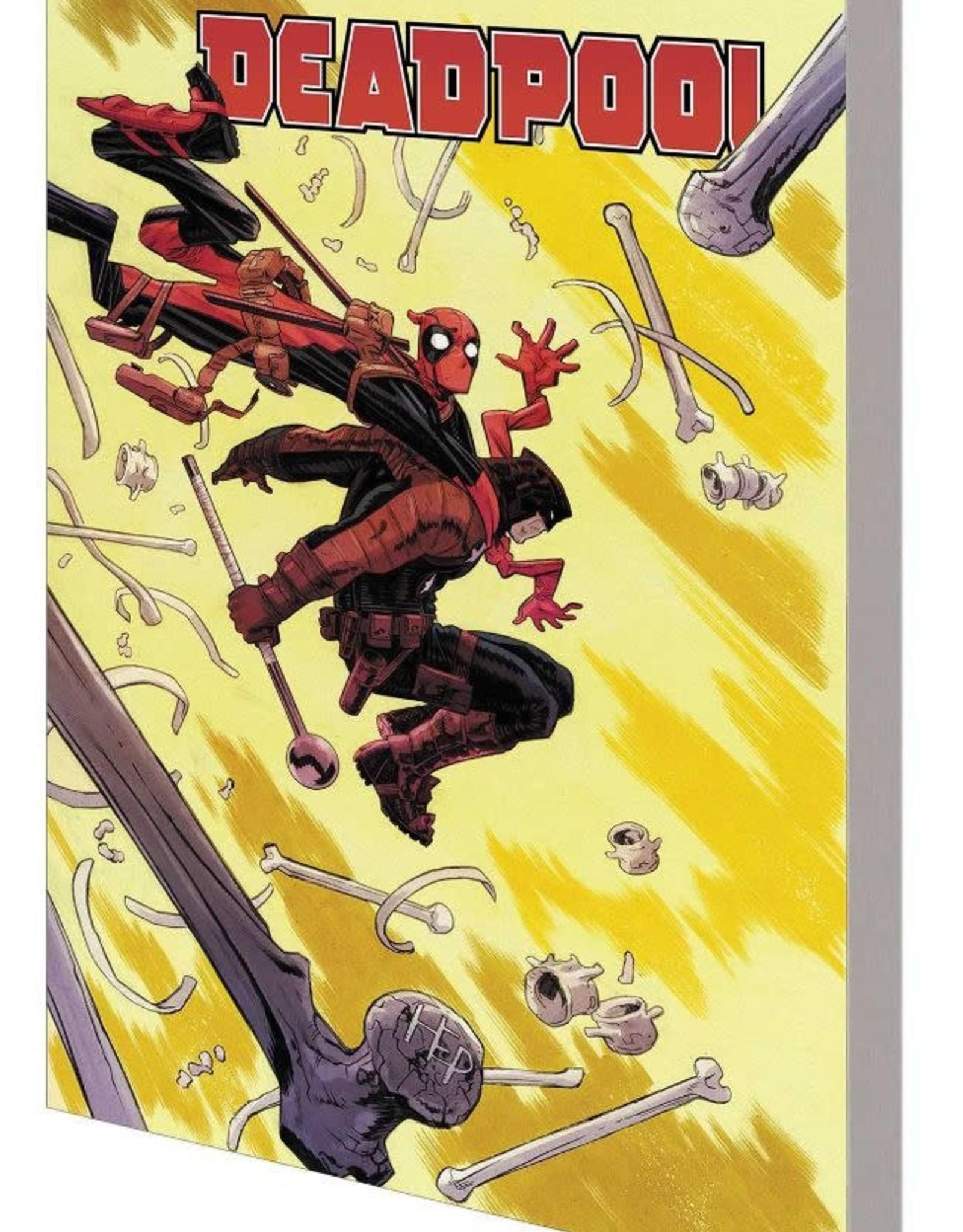 Marvel Comics Deadpool Vol 02 Good Night