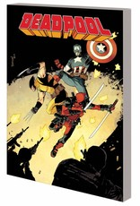 Marvel Comics Deadpool Vol 03: The Good The Bad and the Ugly TP